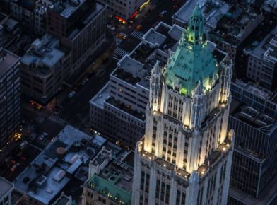 NYC Real Estate Tour: The Woolworth Tower