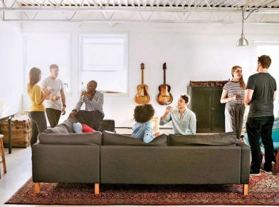 The Ten Most Frequently Asked Questions About Co-living
