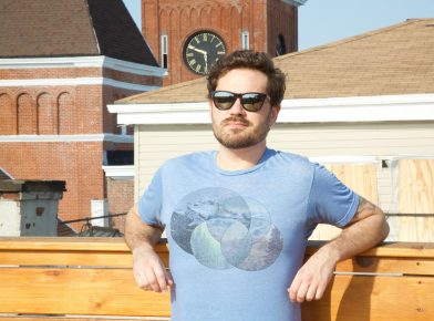 SharedEasy Member Stories: Eric Borsuk – Novelist and NY Native