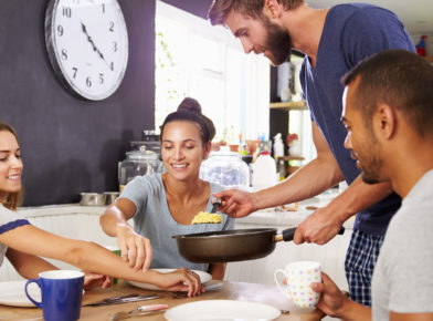 Tips and Rules For Living With Roommates