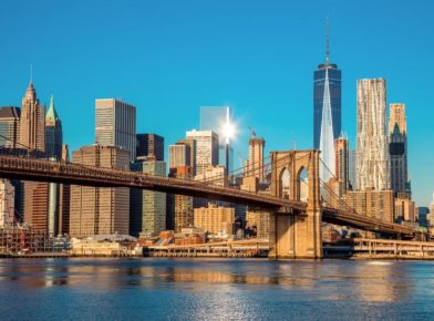 Famous Bridges in NYC